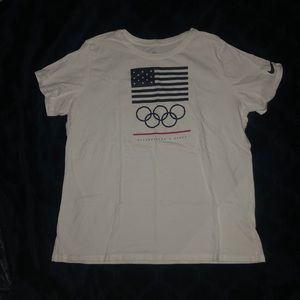 Nike Olympic shirt